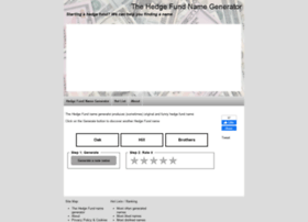 hedgefundnamegenerator.com