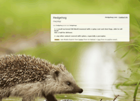hedgehog.com