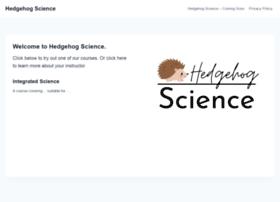 hedgehogscience.com