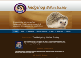 hedgehogwelfare.org
