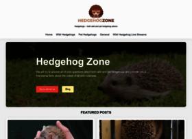 hedgehogzone.com