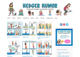 hedgerhumor.com
