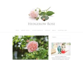 hedgerowrose.com