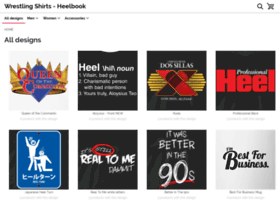 heelbook.spreadshirt.com