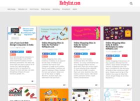 heftylist.com