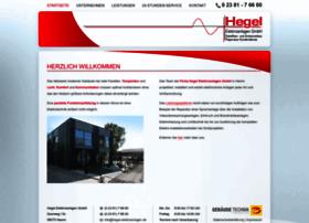 hegel-elektroanlagen.de