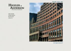 hegeler-anderson.com