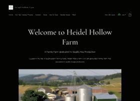 heidelhollowfarm.com