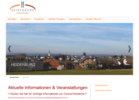 heidenburg.de