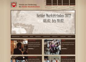 heider-marktfrieden.de