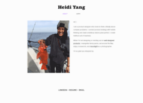 heidi-yang.com