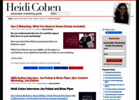 heidicohen.com