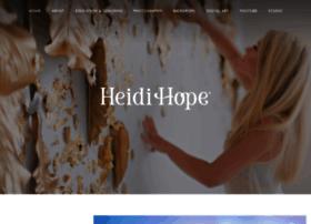 heidihope.com