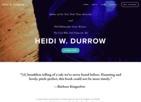 heidiwdurrow.com