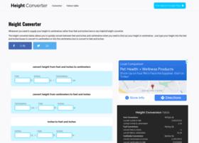 height-converter.com