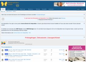 heilpraktiker-foren.de