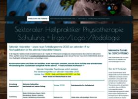 heilpraktiker-physiotherapie-schulung.de