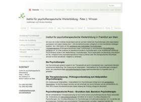 heilpraktikerschule-psychotherapie.de