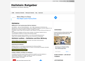 heilstein-ratgeber.de