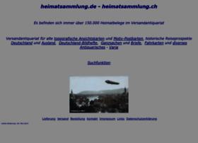 heimatsammlung.ch