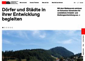 heimatschutz.ch