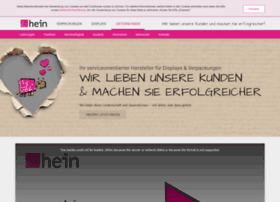hein-gmbh.com