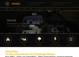 heindlbau.de