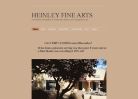 heinleyfineartsw.com