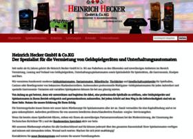 heinrich-hecker.de