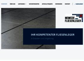 heintze-fliesenleger.de