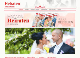 heirateninsachsen.de