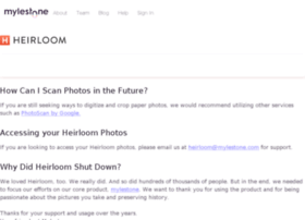 heirloom.net
