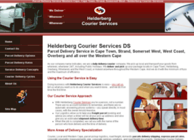 helderbergcourierservices.co.za