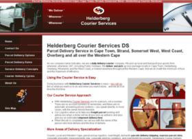 helderbergcourierservices.co.za