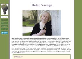 helensavage.com