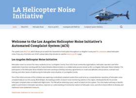 heli-noise-la.com