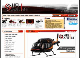 heliartist.com