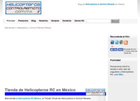 helicopteroscontrolremoto.com.mx
