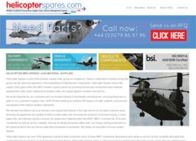 helicopterspares.com