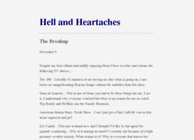 hellandheartaches.com