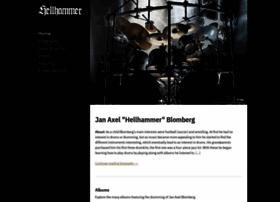 hellhammerdrummer.com