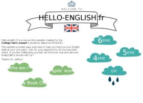 hello-english.fr