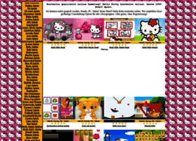 hello-kitty.onlinespiele1.com