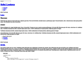hello-logdown.logdown.com