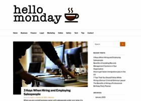 hello-monday.com