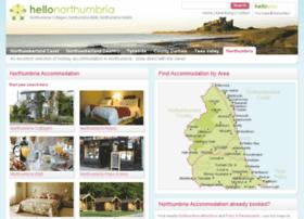 hello-northumbria.co.uk