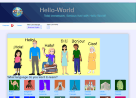 hello-world.com
