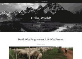 hello-world.io