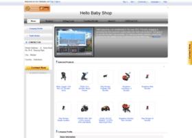 hellobabyshop.clabers.com