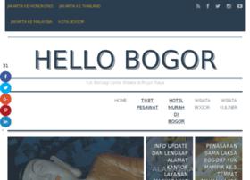 hellobogor.com